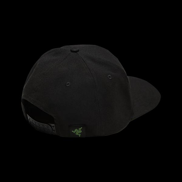 Razer Rising Snapback Cap (RGF7U20F3N-08-0500) фото