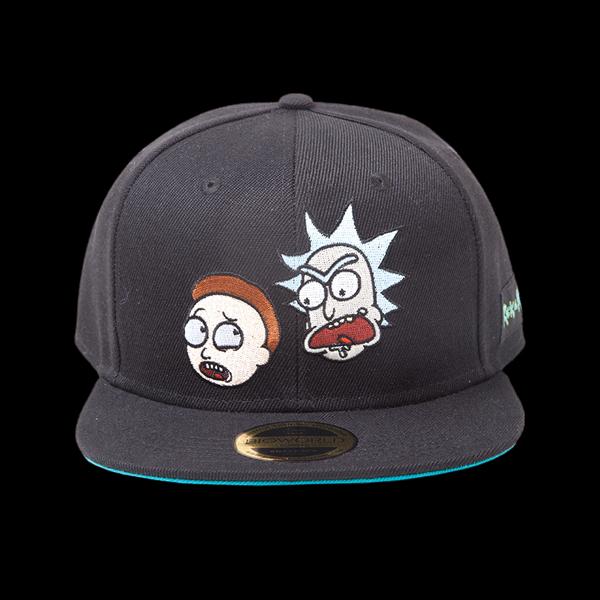 Rick And Morty - Characters Snapback (SB081219RMT) цена