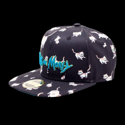 Rick & Morty - Cats AOP Snapback (SB008476RMT) купить