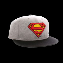 Superman DC Comics - Superman Logo authentique (ACSUPMOCP002)