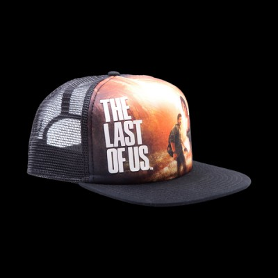 The Last Of Us - Trucker Snapback (TC211015LFU) купить