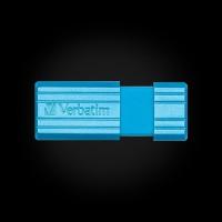Verbatim 16 GB Store 'n' Go PinStripe Caribbean Blue (49068)