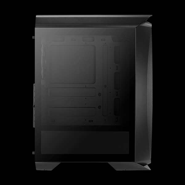 AeroCool Aero One Eclipse ARGB Tempered Glass Black в интернет-магазине