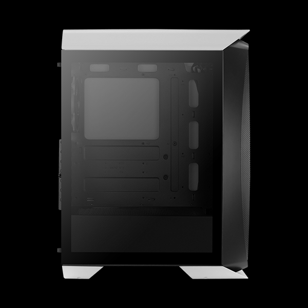 AeroCool Aero One Eclipse ARGB Tempered Glass White в интернет-магазине