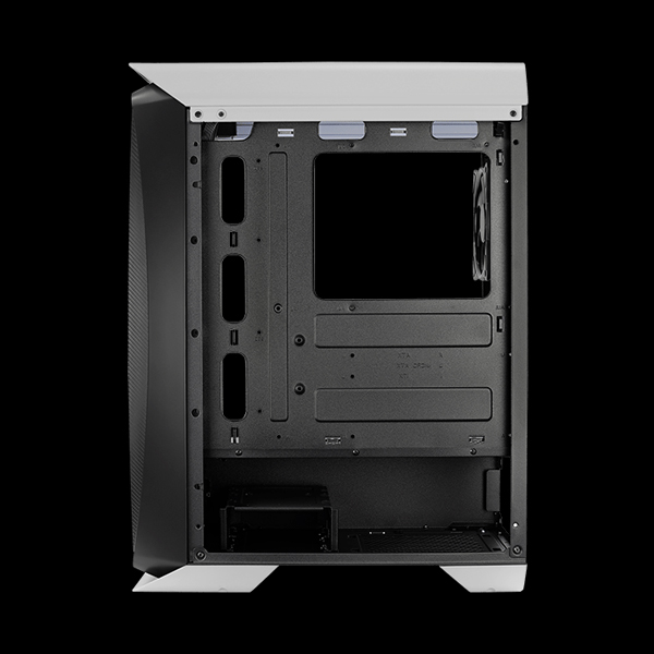 AeroCool Aero One Eclipse ARGB Tempered Glass White стоимость