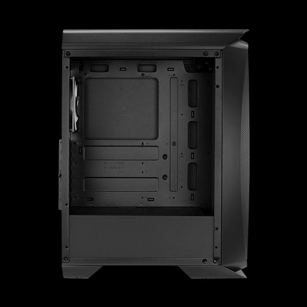 AeroCool Aero One Frost FRGB Tempered Glass (Black) фото