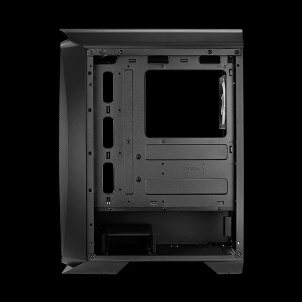 AeroCool Aero One Frost FRGB Tempered Glass (Black) стоимость