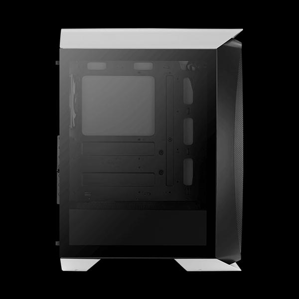 AeroCool Aero One Frost FRGB Tempered Glass (White) в интернет-магазине