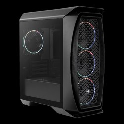 AeroCool Aero One Mini Eclipse-G-BK-v1 Black