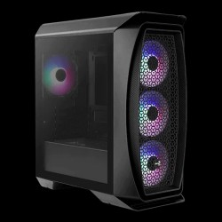 AeroCool Aero One Mini Frost Black
