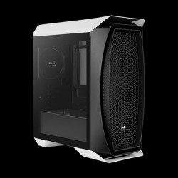 AeroCool Aero One Mini Tempered Glass (White)