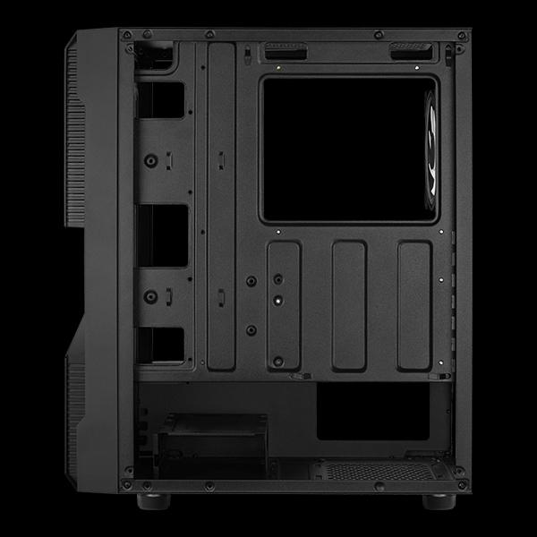 AeroCool Menace Saturn RGB Black стоимость