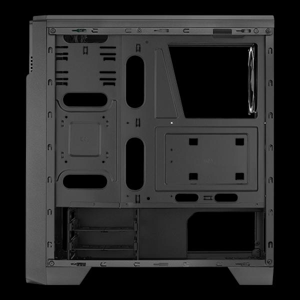 AeroCool Ore Saturn FRGB Black стоимость