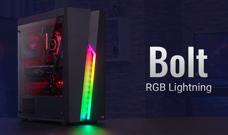 bolt rgb lightning