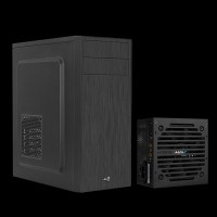 AEROCOOL PGS CS-1103 (Black) + VX 500 PLUS
