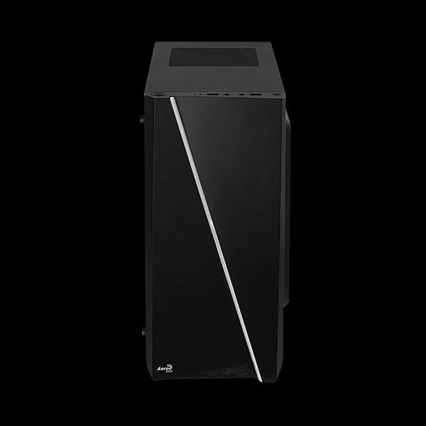 AEROCOOL PGS Cylon Mini Tempered Glass RGB Black цена