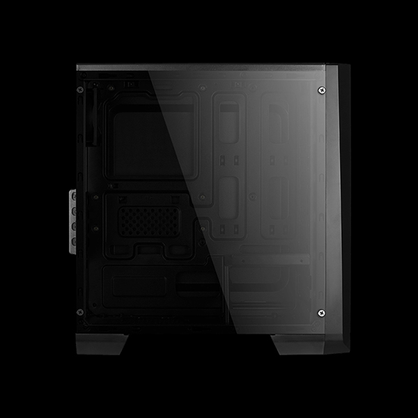 AEROCOOL PGS Cylon Mini Tempered Glass RGB Black в Украине