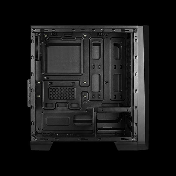AEROCOOL PGS Cylon Mini Tempered Glass RGB Black фото