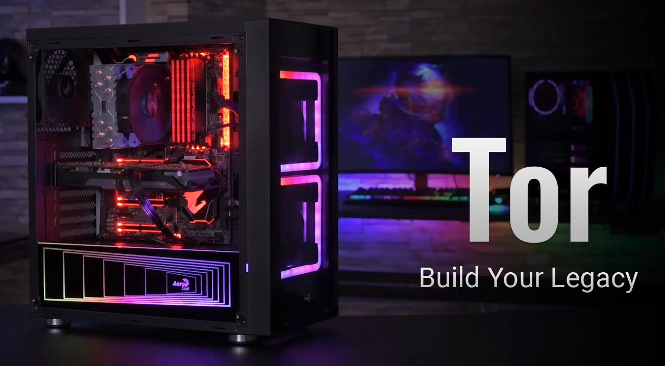 Tor build your legacy