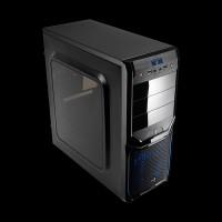 AEROCOOL PGS V3X Advance (Evil Blue) (ACCX-PV01106.B1) + Aerocool VX-550