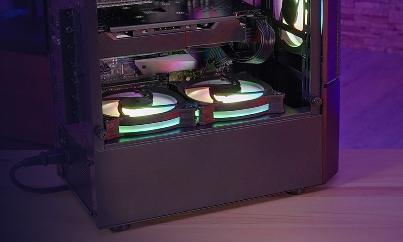Система охлаждения видеокарт