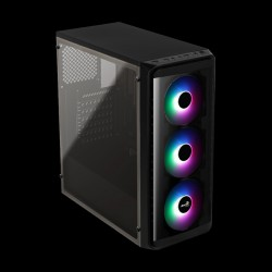 AEROCOOL SI-5200 Frost Tempered Glass