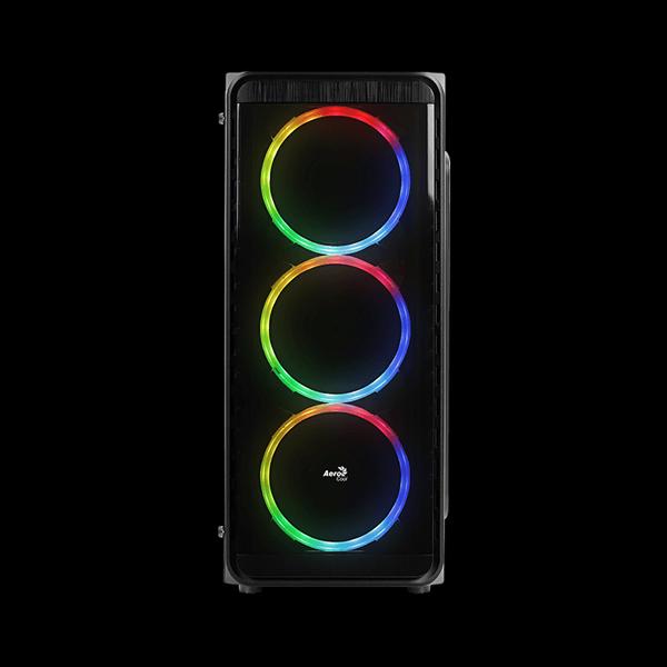 AeroCool SI-5200 RGB Tempered Glass в интернет-магазине
