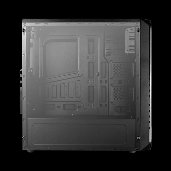AeroCool SI-5200 RGB Tempered Glass фото