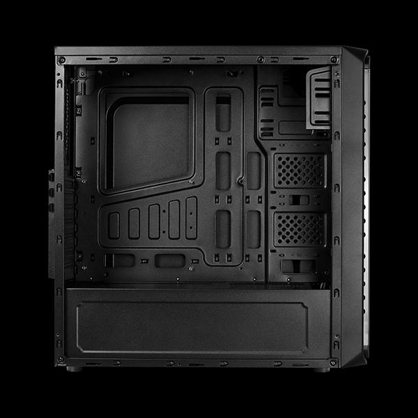 AeroCool SI-5200 RGB Tempered Glass стоимость