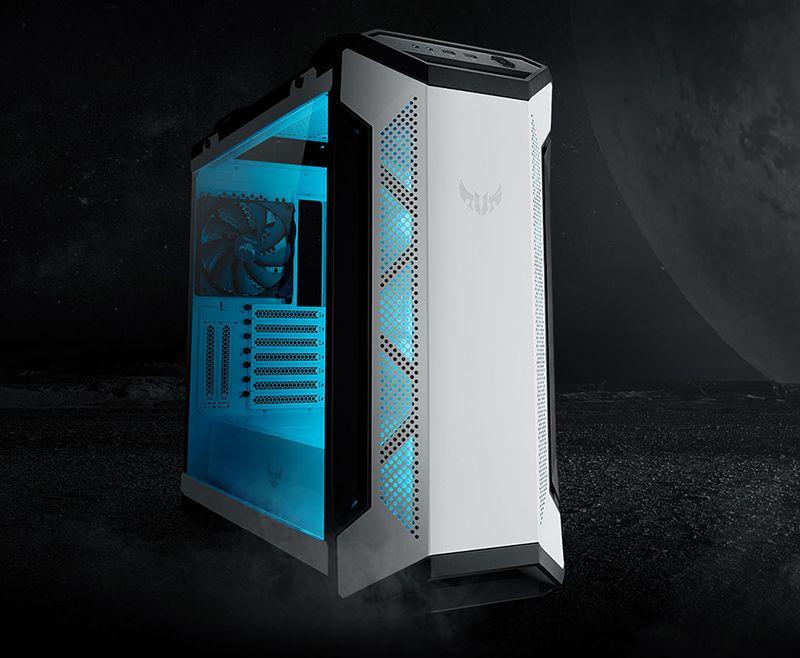 Корпус TUF Gaming GT501 White Edition