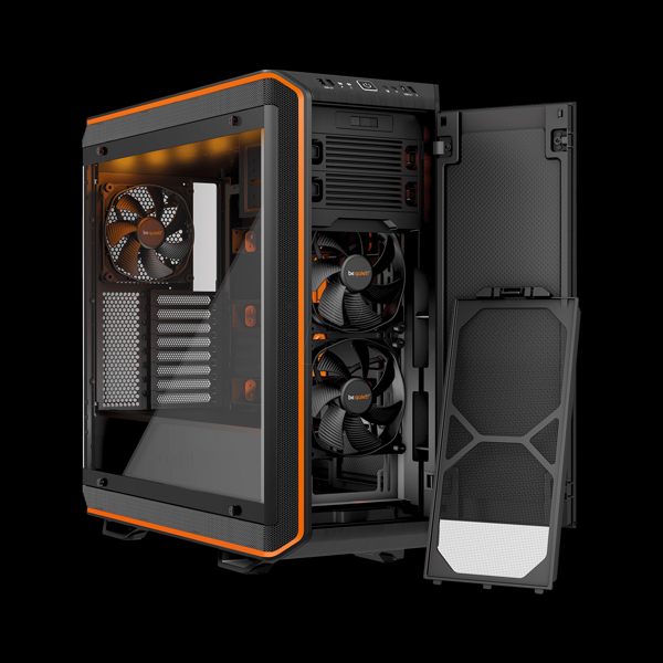 be quiet! Dark Base Pro 900 Orange rev. 2 (BGW14) стоимость
