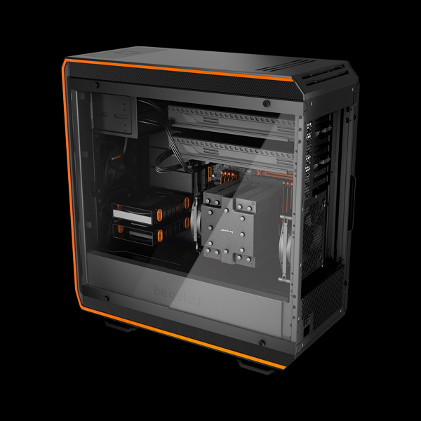 be quiet! Dark Base Pro 900 Orange rev. 2 (BGW14) цена