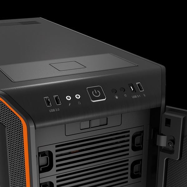 be quiet! Dark Base Pro 900 Orange rev. 2 (BGW14) фото