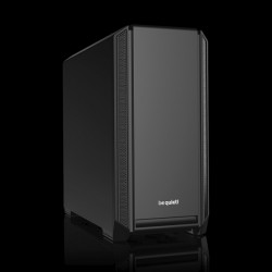 be quiet! Silent Base 601 Black (BG026)