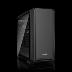 be quiet! Silent Base 601 Window Black (BGW26)