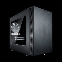 Fractal Design Define Nano S Black Window (FD-CA-DEF-NANO-S-BK-W)