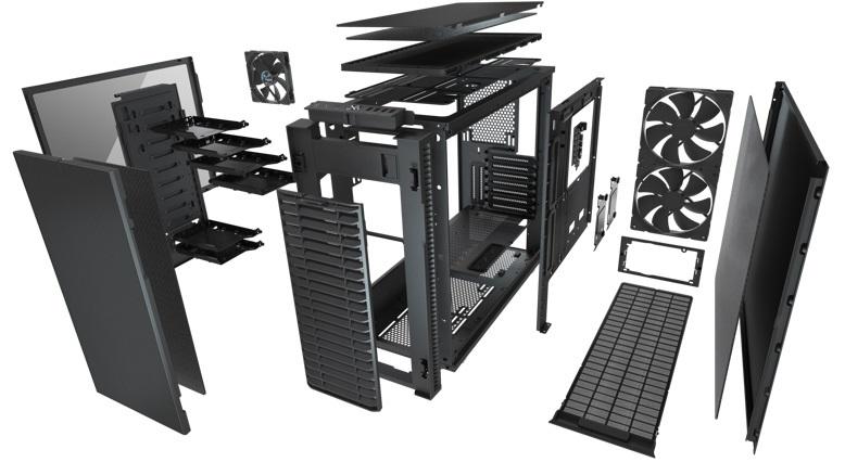 Строение корпуса изображение 3