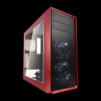 Fractal Design Focus G Red Window (FD-CA-FOCUS-RD-W)