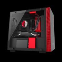 NZXT H200 Black/Red (CA-H200B-BR)