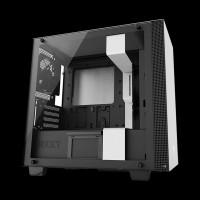 NZXT H400 White/Black (CA-H400B-W1)