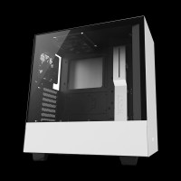 NZXT H500 White/Black (CA-H500B-W1)