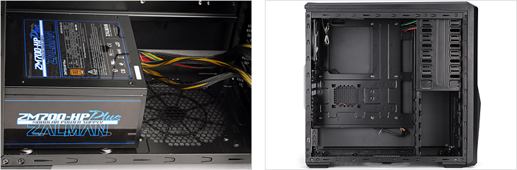 Zalman Z9 D2 Black Fox (Black)