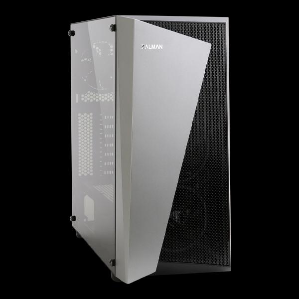 Zalman S4 Plus Black цена
