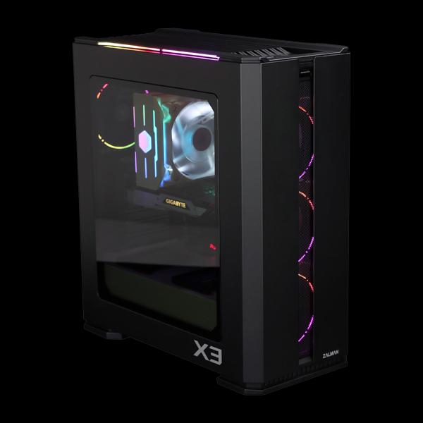 Zalman X3 Black