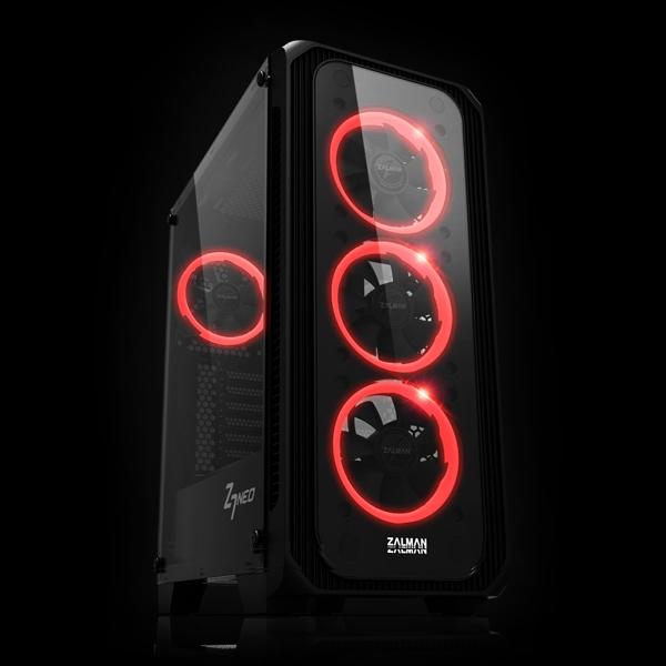 Zalman Z7 NEO Black купить