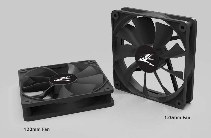 Два вентиляторы