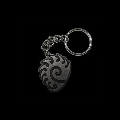 J!NX StarCraft II Zerg Keychain