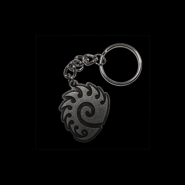 J!NX StarCraft II Zerg Keychain купить