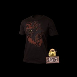 Dota 2 Chaos Knight T-shirt XL
