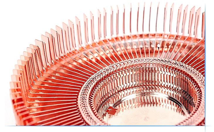 Оптимальная форма радиатора